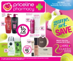 Priceline catalogues & offers huge saving on Blackmores, Argania, St Tropez and more