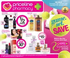 Priceline new catalogues offers for summer beauty