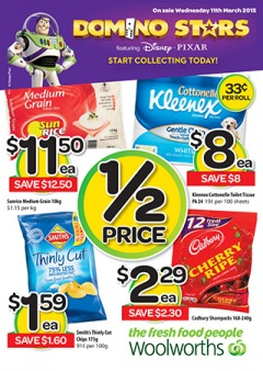 Woolworths weekly specials catalogue offers the finest quality fresh food and groceries at cheap prices