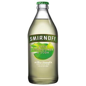 Smirnoff Apple Elderflower & Soda 500mL on sale at Dan Murphys - Sale ...