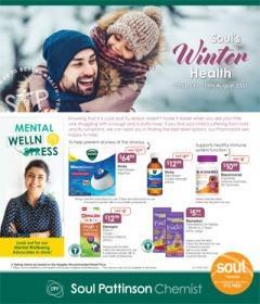 Soul's Winter Health