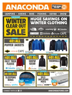 Winter Clear Out Sale (National)