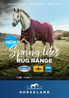 Spring Lites Rug Range