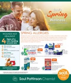 Soul's Spring Wellness
