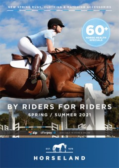 By Riders for Riders Spring / Summer 2021