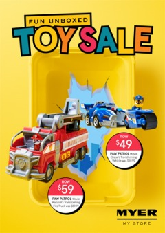 Fun Unboxed Toy Sale