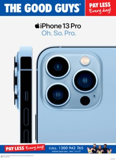 iPhone 13 Pro Available Now