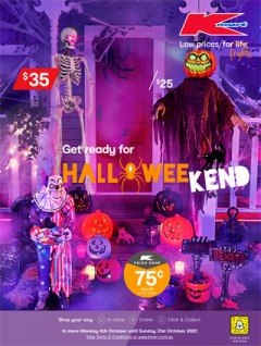 Get Ready for Halloweekend