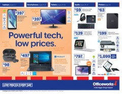 Powerful Tech, Low Prices
