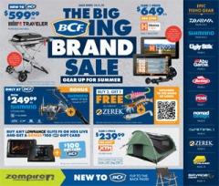 The Big BCFing Brand Sale