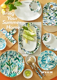 Bring Your Summer Home
