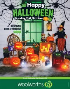 Happy Halloween NSW