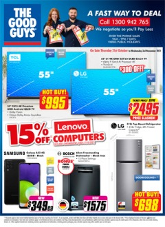 Home Appliance Sale!