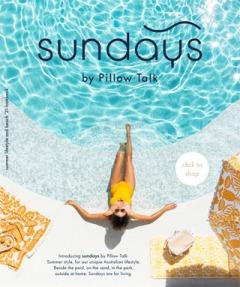 Sundays Lookbook