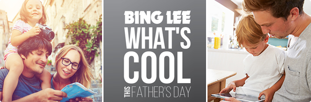 Bing Lee Fathers Day
