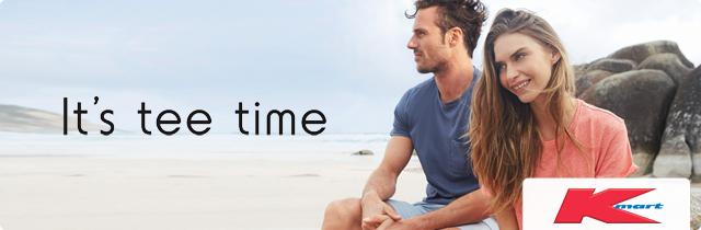 Kmart Tee Time