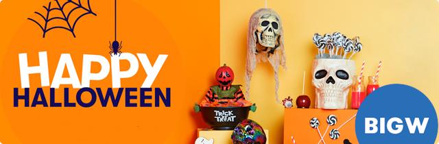 Happy Halloween - Big W