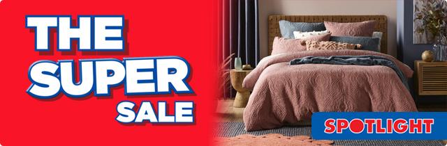 The Super Sale - Spotlight