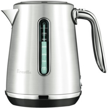 the Soft Top Luxe Kettle - Stainless Steel