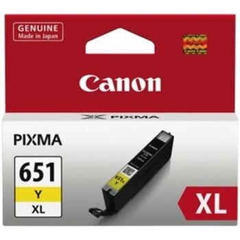 CLI651 XL Yellow Ink Cartridge