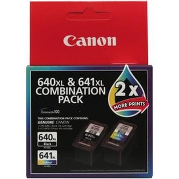 PG640XL Black & CL641XL Colour Combo Pack