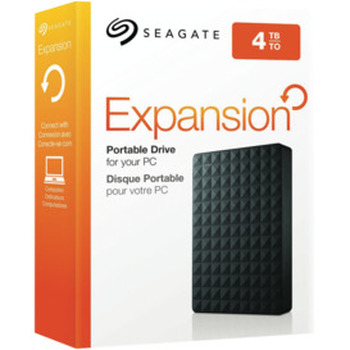 4TB Expansion Portable HDD