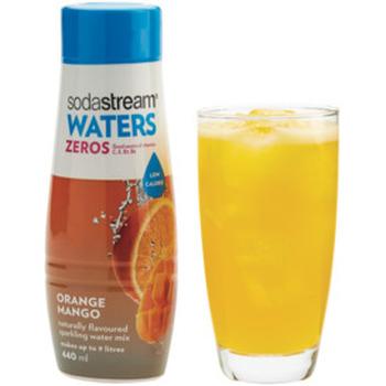 Zeros Orange Mango 440ml