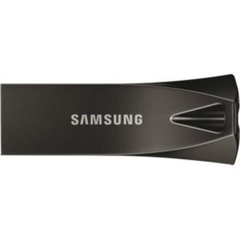 128GB USB3.1 Bar Plus Flash Drive Gray