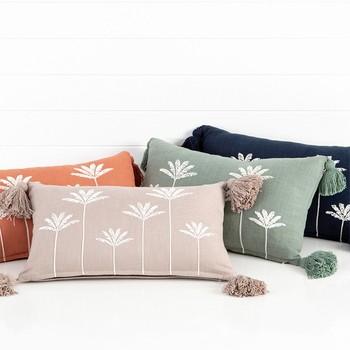 Palmarito Cushion by M.U.S.E.