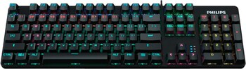 Philips Wired Mechanical Gaming Keyboard