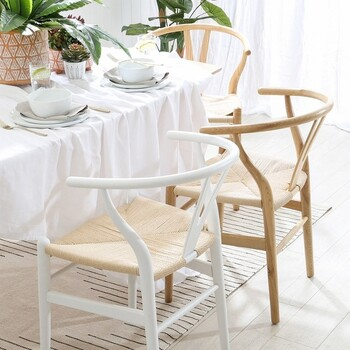 Replica Wishbone Chair by M.U.S.E.