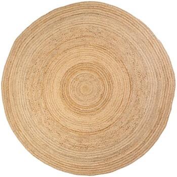Larsen Round Floor Rug by Habitat