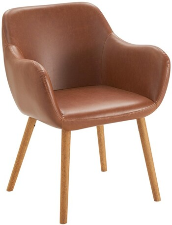 Nicki Tan Dining Chairs