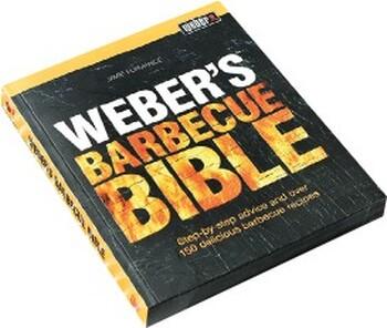 Weber's BBQ Bible Cook Book