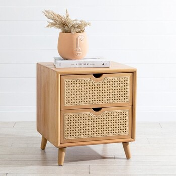 Galloway Bedside Table by Habitat