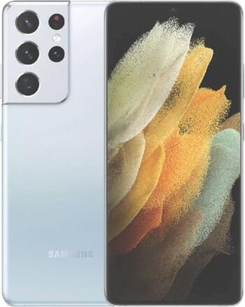 Samsung Galaxy S21 Ultra 5G 128GB - Silver
