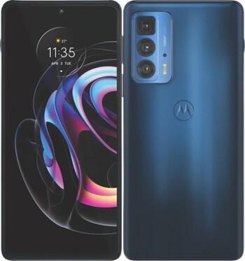 Motorola Edge 20 Pro 5G - Midnight Sky