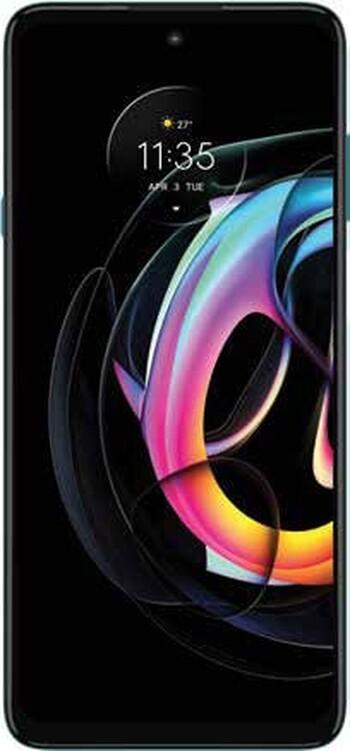 Motorola Edge 20 Fusion 5G - Cyber Teal