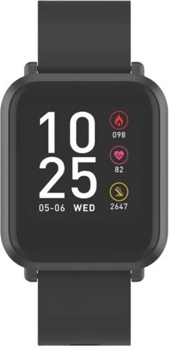 Altius Fitness Smart Watch - Black
