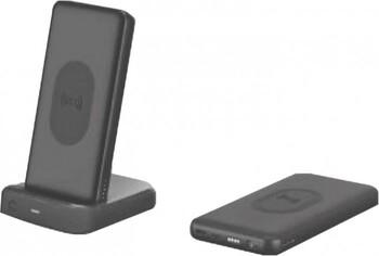 Cygnett 10,000 mAh Wireless Power Bank + Charging Dock