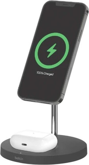 Belkin 2-in-1 Wireless Charger with MagSafe