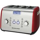 Artisan-4-Slice-Toaster-Empire-Red Sale