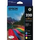 220-Std-Capacity-DURABrite-Ultra-4-ink-Value-Pack Sale