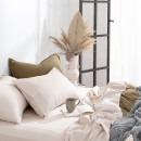 400-Thread-Count-Bamboo-Cotton-Sheet-Set-by-Habitat Sale