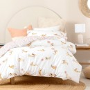 Kids-Silly-Sausage-Dog-Quilt-Cover-Set-by-Pillow-Talk Sale