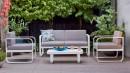 Haiti-4-Seater-Aluminium-Lounge-Setting Sale