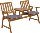 Jack-Jill-2-Seater-Timber-Bench Sale