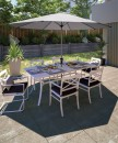 Coolaroo-3m-Aluminium-Daintree-Market-Umbrella Sale