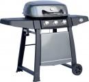 Grilled-3-Burner-Hooded-BBQ-with-Side-Burner Sale
