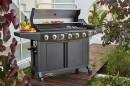 Grilled-Yarra-6-Burner-BBQ-with-Side-Burner Sale
